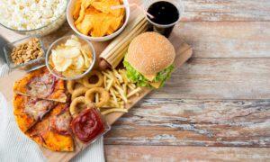 Eating Junk Foods