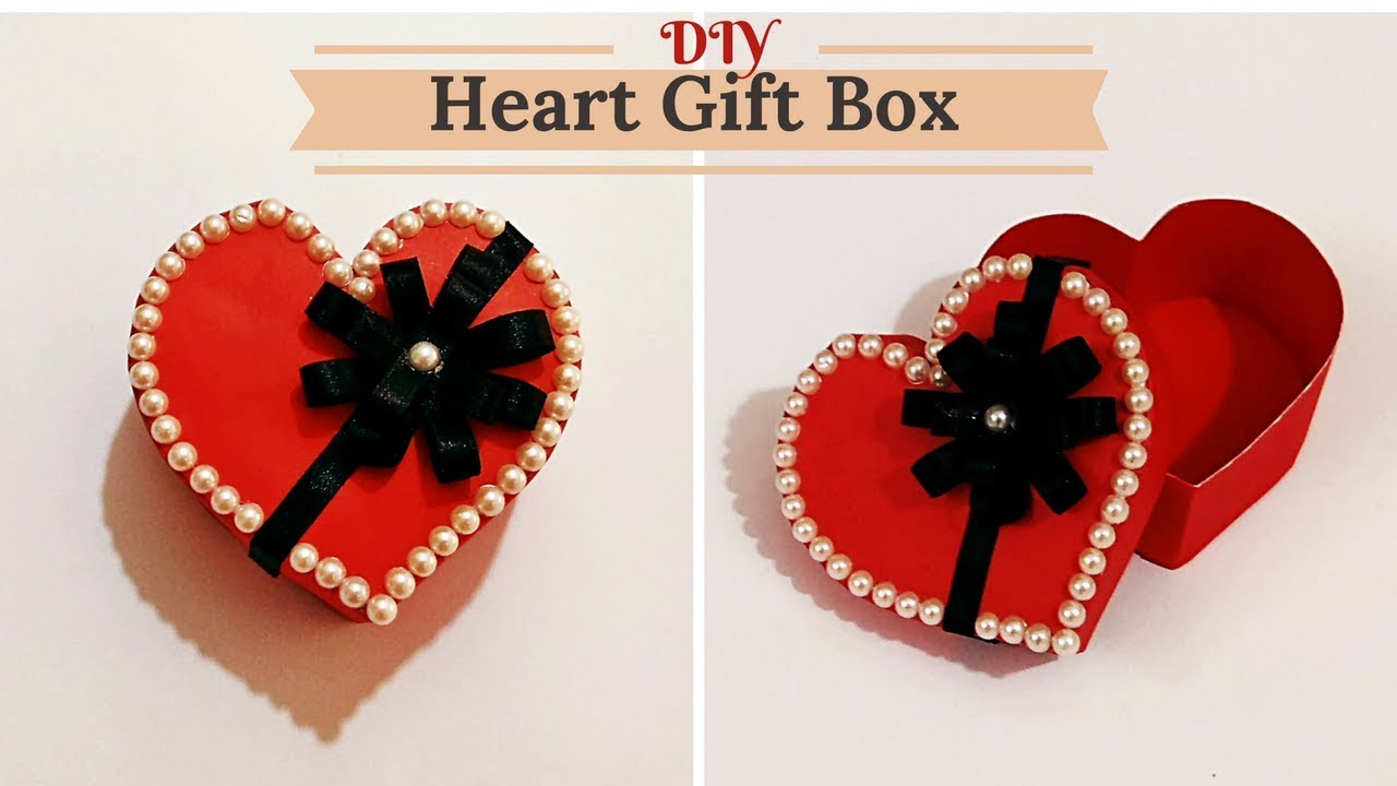 Any Gifts in Heart Shape