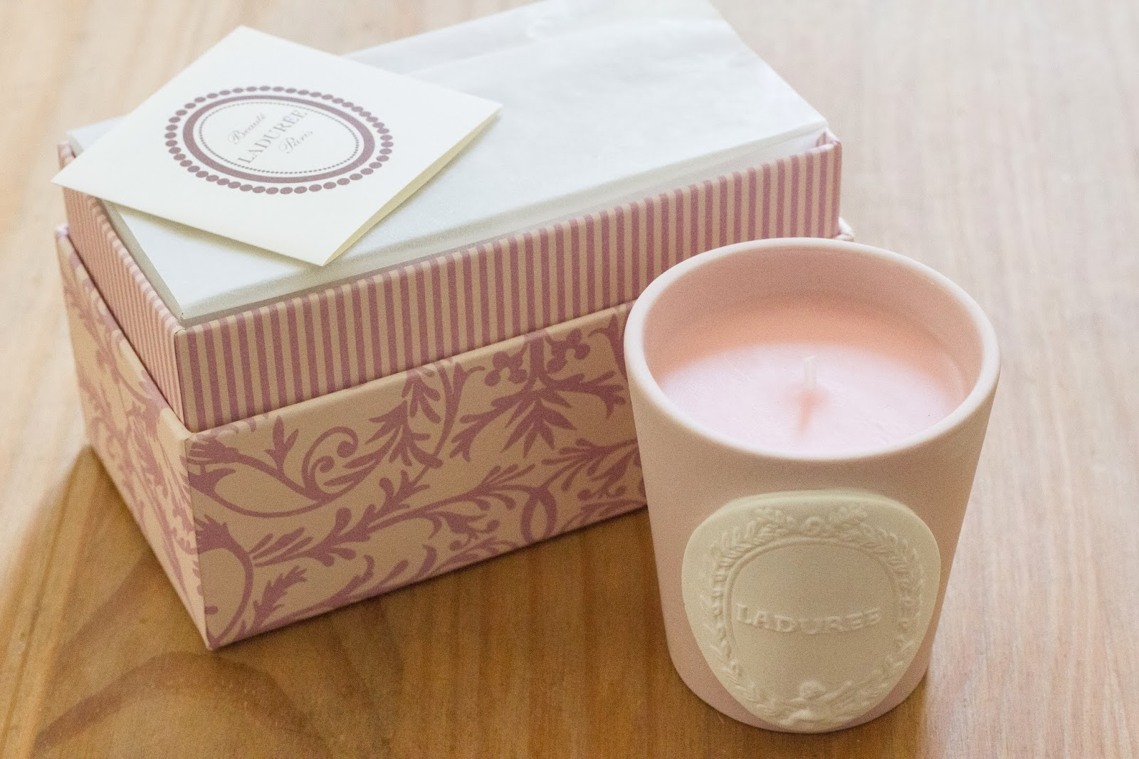 Candle Hampers