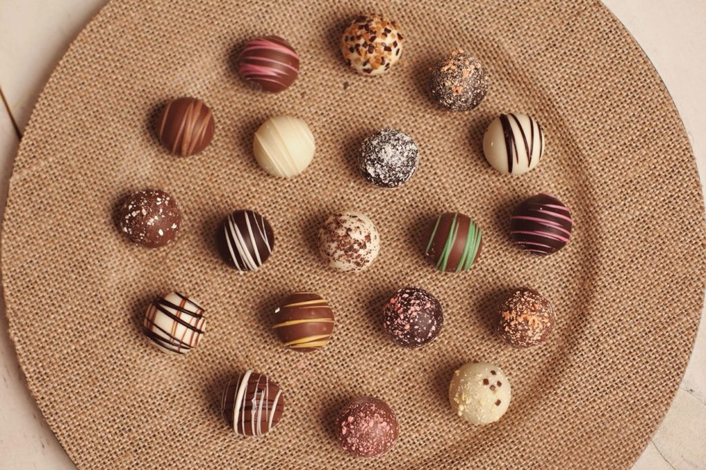 Delicious Gourmet Chocolate