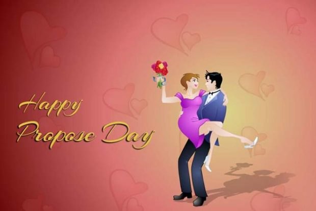 Propose Day 8thFebruary 2020