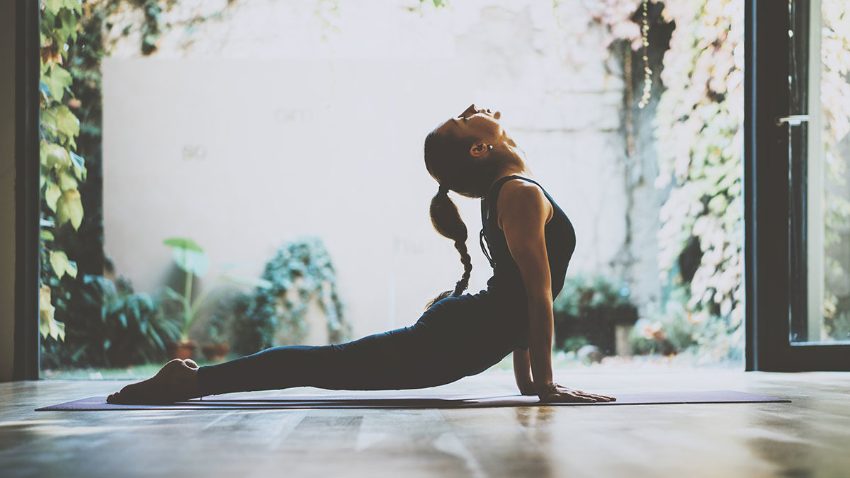 Yoga Relaxes Your Mind And Soul