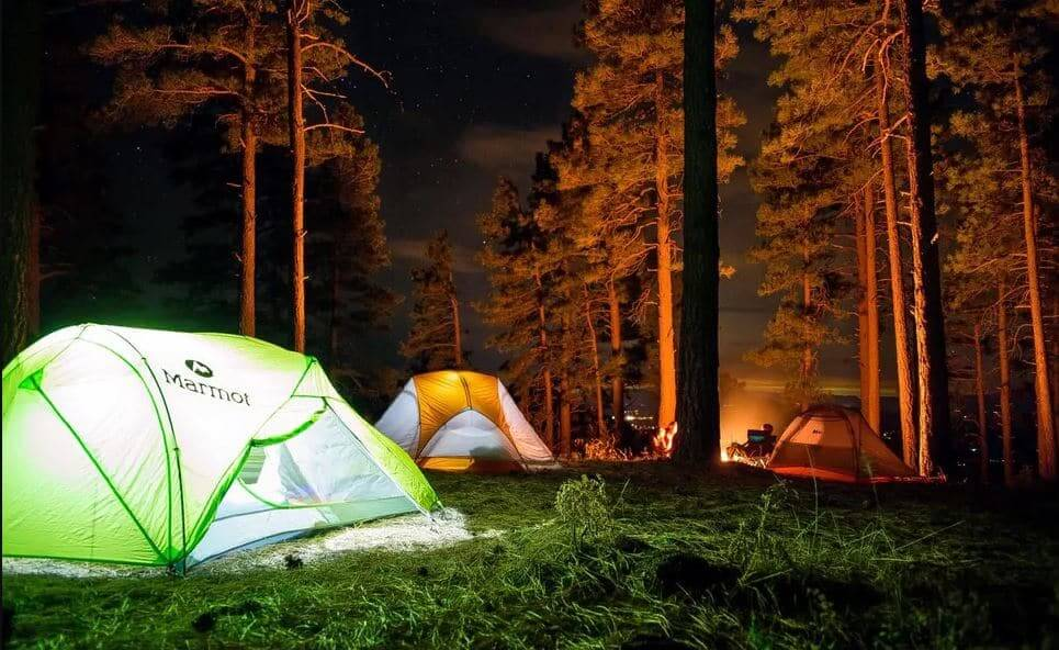 Best Camping Sites In Karnataka