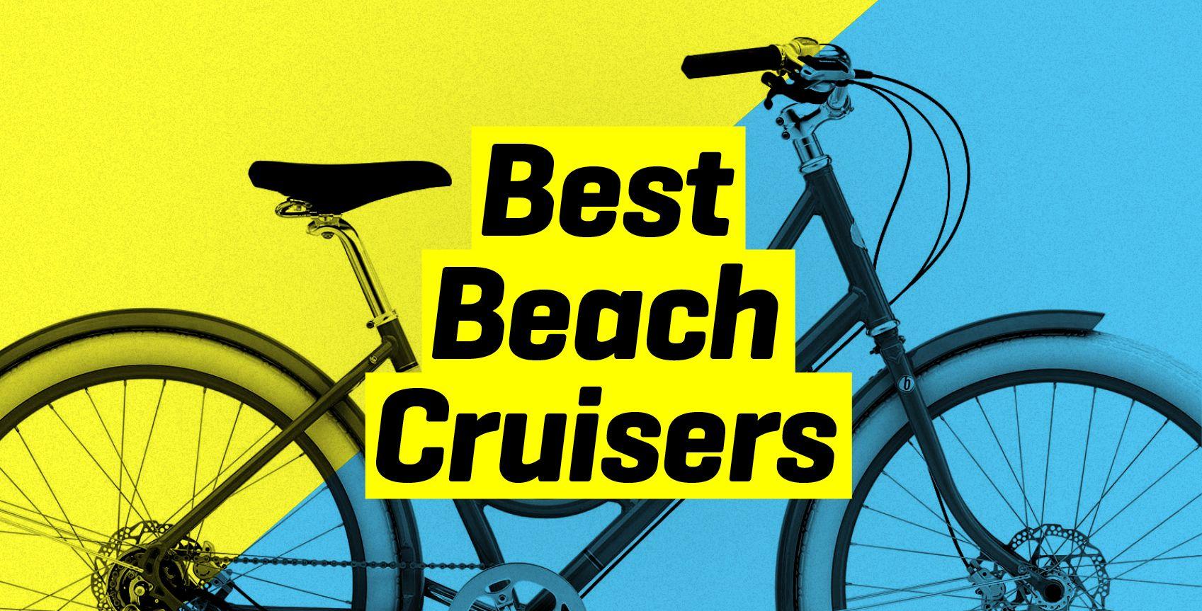 What is a Cruiser Bike for Cruising the Beach
