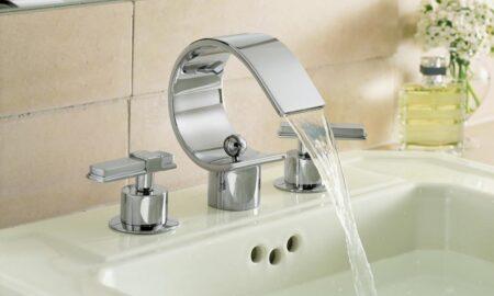 How do I choose a bathroom faucet