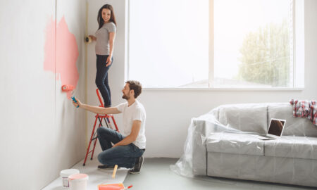 What Kind Of Preparation Is Required Before Painting Your Home