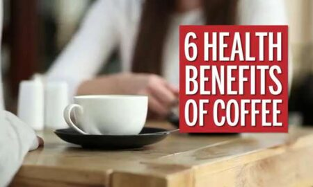 Top 6 Health Benefits of Coffee