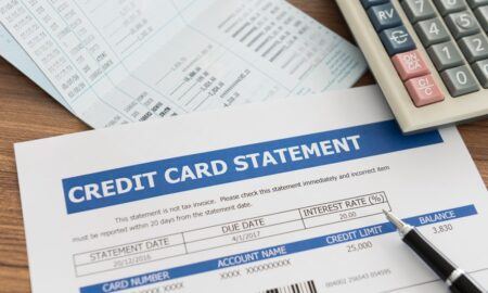 Understanding your credit card statement and how to read it