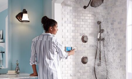 Guide to Digital Shower Control