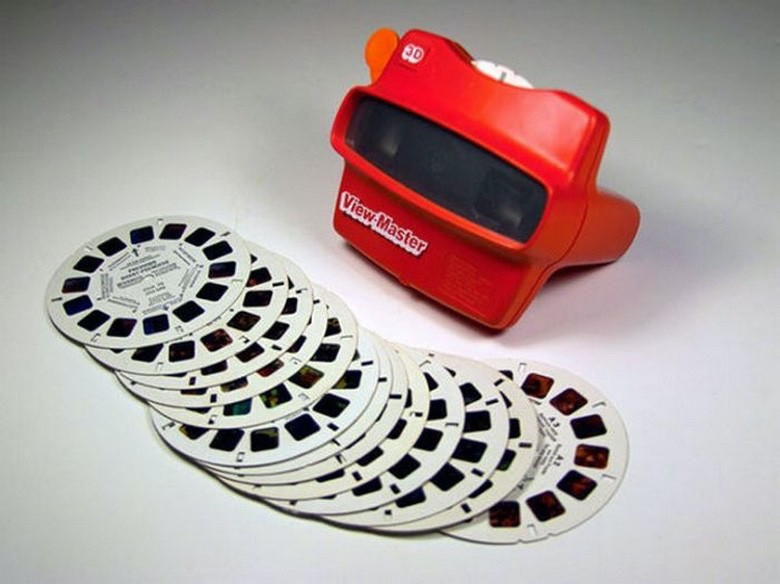 Take a Trip Down the Memory Lane with View-Master
