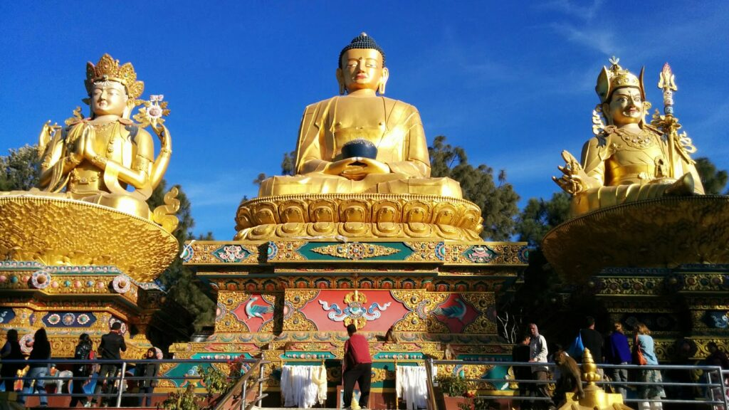 Buddha Park Kathmandu