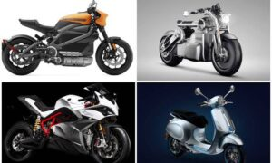 Top 10 New Electric Bikes