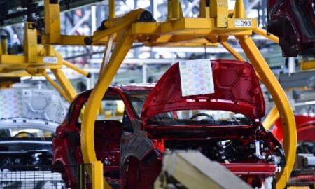 vehicle manufacturing