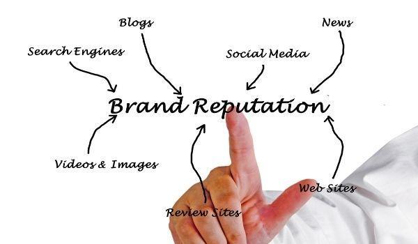 Builds Brands Awareness & Reputation