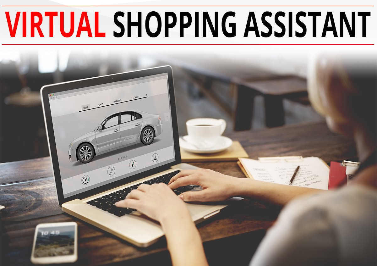 Virtual shopping assistants